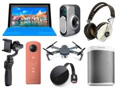 The right piece of gear can make travel safer, less stressful, and just more fun. From drones to dongles, these are the best gifts for the tech-savvy jet-setters in your life.