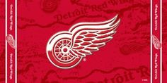 NHL Detroit Redwings Fiber Reactive Beach Towel by WinCraft. $12.42. Stretch out in comfort on the beach or by the pool with this NHL® Reactive towel from McArthur Sports®. It boasts a durable cotton construction and is decorated with colorful team graphics.