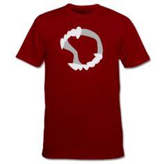 Vampire Teeth   T-shirt $23.45