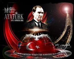 Gazi Mustafa Kemal Atatürk'ün Hayatı Anıları Devrimleri İlkeleri ...