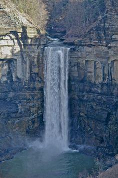 Taughannock falls. NYS. USA Photo:T.Graffe Waterfalls, Fragrance, Gardening, Usa, Outdoor, Beauty, Scenery, Outdoors, Stunts
