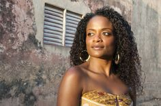 Izaline Calister (born in Curaçao, March 9, 1969) is a singer and songwriter of Dutch-Curaçaoan citizenship. Calister moved to Groningen, the Netherlands, where she studied at the Prince Claus Conservatoire. Calister's music combines the Afro-Caribbean-Calypso influences of her native Curaçao with jazz, creating a unique blend of music.