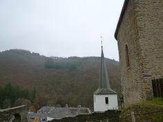 Esch-sur-Sure, Luxembourg, Novembre