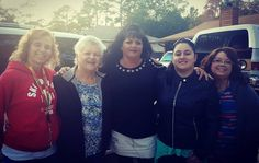 Lovely ladies with me Niece Natalie on my left daughter Melanie on right granddaughter Tawni and daughter Tina. Spending fun time together on a Sunday.