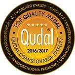 Qudal - č.1 v oblasti kvality