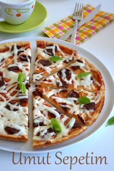 Tencere de kolay pizza