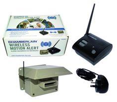 Wireless Outdoor Alarm  Kit  800 metre range - Ian alarm