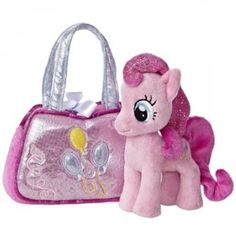 My Little Pony Pinkie Pie Cutie Mark Pet Carrier