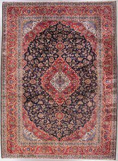 Red and Blue Oriental Rugs | BLUE RED PERSIAN Rug | Ꮢavishing Ꮢugs