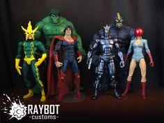 Raybot! Wasp, Wonder-Man, Nightcrawler + Kitty p157-158 • Page 96 ...
