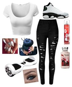 """Untitled #33"" by nealamyah ❤ liked on Polyvore featuring Retrò"