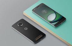 Moto Z Play offiziell vorgestellt