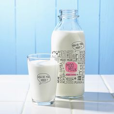Zornitsa Dimitrova / Packaging concept - Moo Milk