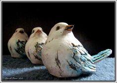 3 Cheeky Chicks 2  from my self-studies!  On Fine Art America!