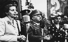 Cuando Eva Perón intercedió frente a Franco para salvar la vida de una comunista - Cuaderno de Historias