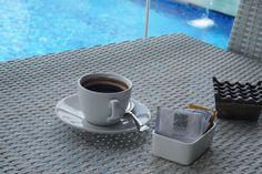 I got my cup, where's yours? 😎☕️ #J4hotelslegian #J4hotels #LifestyleHotel #Lifestyle #HotelBali #Holiday #InstaTravel #Vacation #LegianBali #Wanderlust #Destination #LegianStreet #RoofTopPool #RoofTopSwimmingPool #Bali #Indonesia #HappyHour #Traveler #Backpacker #HappyLife #Coffee #Addict #Sugar #Sweet #Cream #Black #CoffeeAddict #BaliCoffee