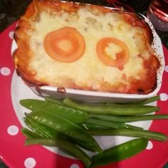 Slimming World Syn free Garlic chicken lasagne