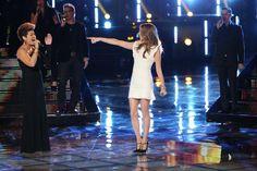 Tessanne Chin Celine Dion