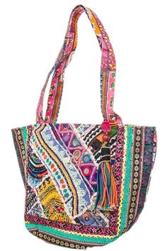 4c2509373e2e Kantha Indian Purse Bag from Gypsy Outfitters - Boho Luxe Boutique