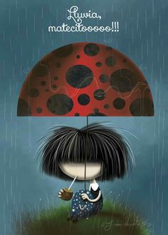 Puro Pelo Love Mate, Rain Days, Urban Art, Art Quotes, Illustration, Chibi, Sketches, Clip Art, Pure Products