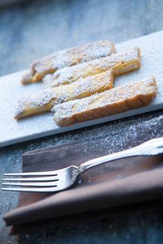 French Toast mit Kuerbis Pumpkin French Toast