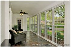 Enclosed / Openable Porch is one of my main idea to build new home.