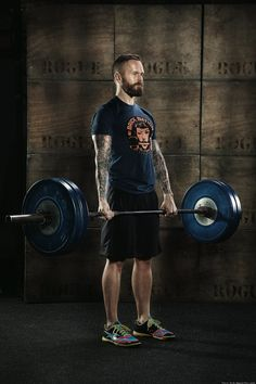 'I Drank the CrossFit Kool-Aid', blog entry by Bob Harper
