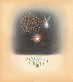 Come On, Let Your Colors Burn: Fireworks Art For The 4th