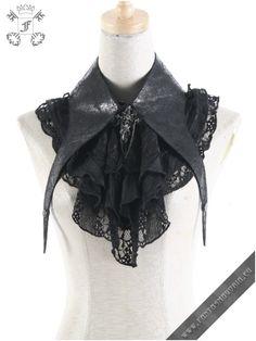 Marquise choker-collar | Fantasmagoria.eu - Gothic Fashion boutique