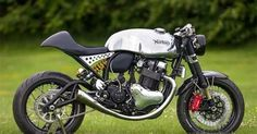 La historia de Norton siempre ha estado asociado a las carreras, y desde que se empezaron a construir de nuevo en 2010 en Gran Bretaña ...