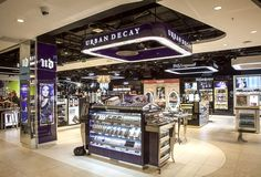 L'Oréal hails opening of world's first Urban Decay airport outlet at Dublin T1 | TheMoodieReport.com