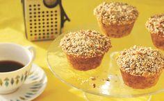 Hummingbird Muffin Recipe by Gesine Bullock-Prado, from Runners World May 2013 article
