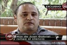 Rompe El Silencio Hijo De Juan Gabriel Tras Especulaciones De Su Cremación