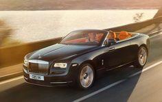 Une nouvelle Rolls Royce est toujours un événement. Après le surprenant coupé fastback Wraith (2013)... - GQ