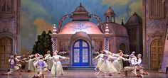 Coppelia. Another great ballet done by the Pacific Northwest Ballet