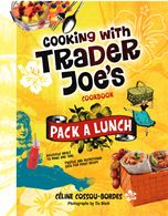 Cookbooks | Trader Joes easy, healthy, quick recipes for dinner, occasions, breakfast and lunch meal ideas