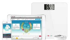 Polar Smart Scale: Smart Weighing Scale to Keep You in Shape