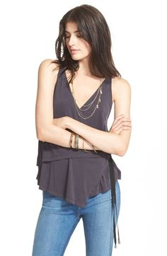 Free People 'Babetown' Tank available at #Nordstrom