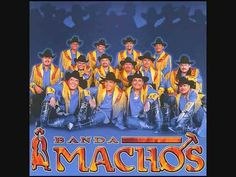 BANDA MACHOS CUMBIA TORERA - YouTube