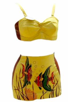vintagegal 1930s-1950s swimsuits
