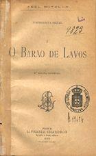 O Barão de Lavos, de Abel Botelho, 1898, Livraria Chardron