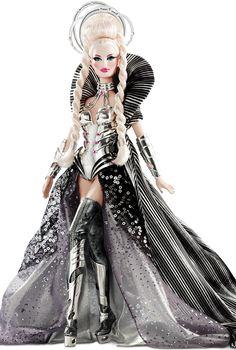 Goddess of the Galaxy Barbie (!)