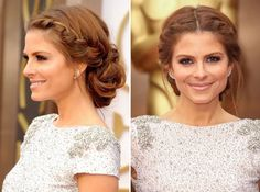 20 Holiday Hairdos Inspired by 2014's Best Red Carpet Styles via Brit + Co