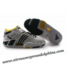 Adidas T-Mac 3.0 Tracy McGrady Shoes White Black Yellow Discount