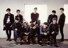 Baekhyun,Xiumin,Do,Sehun,Tao,Kai,Lay,Chanyeol,Suho,Chen ♡