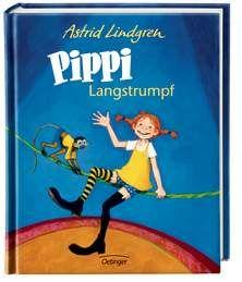 Astrid Lindgren, Katrin Engelking (Ill.): Pippi Langstrumpf, Oetinger Verlag