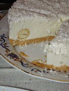 Cristina's world: Tort Raffaello Pavlova, Homemade Cakes, Cheesecakes, Biscuit, Ice Cream, Sweets, Desserts, Recipes, Food