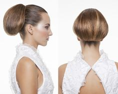 Las tendencias en peinados para novias para 2014 #boda #peinados #novia