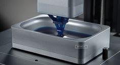 CLIP: la nuova tecnica di stampa 3D che sembra fantascienza