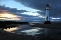 Perch Rock Photo by Jed Pearson
